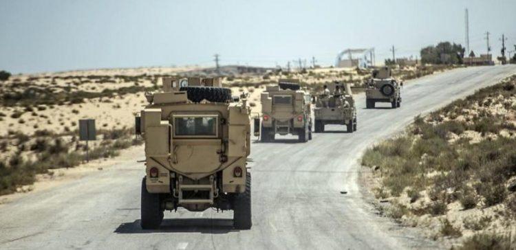Egypt Kills 14 Suspected Militants After Sinai Attack