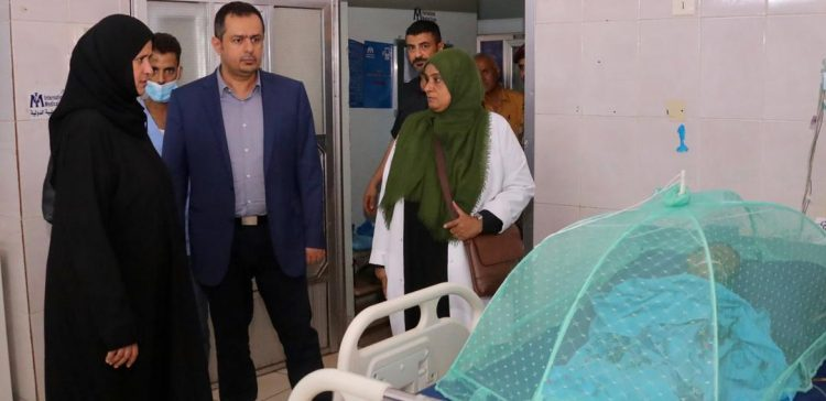 PM inspects health services in Assadaqah Hospital