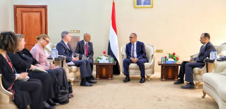 Al-Maysari discusses with US Ambassador about aspects of security cooperation