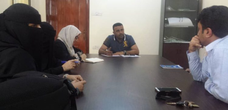 UNICEF's interventions in health sector discussed in Aden