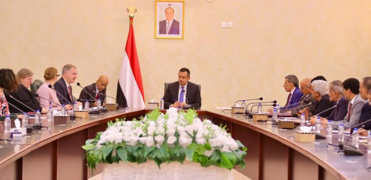 Yemeni-American meeting in Aden to further increase bilateral cooperation