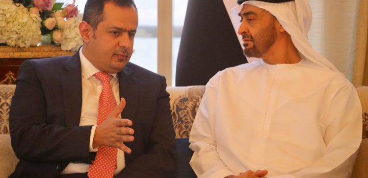 Prime Minister, Abu Dhabi Crown Prince discussed developments in Yemen