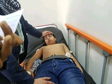 14-year-old boy in Al-Dhale shot dead by Houthi sniper