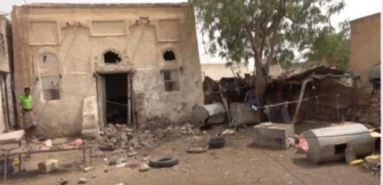 Houthi militia shells populated areas in Hodeidah