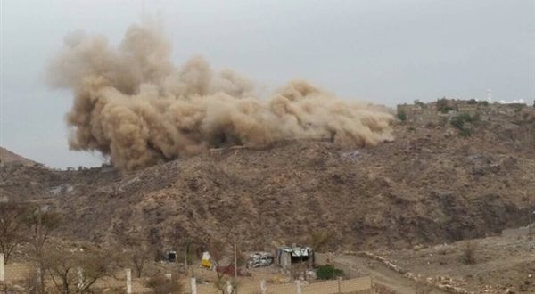 546 houses detonated and looted by Houthi militia in Hajjah