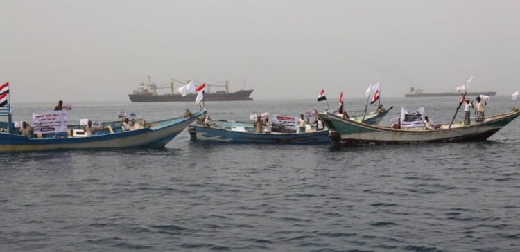 Fishermen reject again presence of Iranian vessel in Yemeni waters