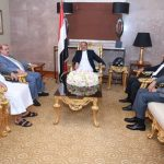 VP, Speaker of Parliament discuss arrangements to resume Parliament's sessions