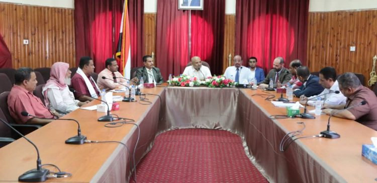 OCHA interventions in Hadhramout discussed