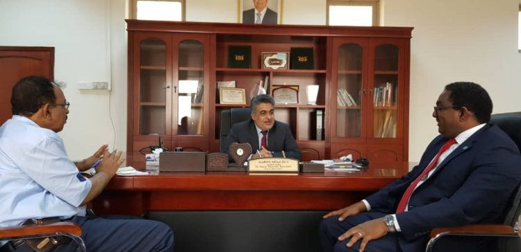 Dep. Planning Minister, FAO official discuss preparations for food security workshop