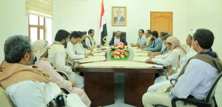 Marib governor declares zero-tolerance policy with troublemakers