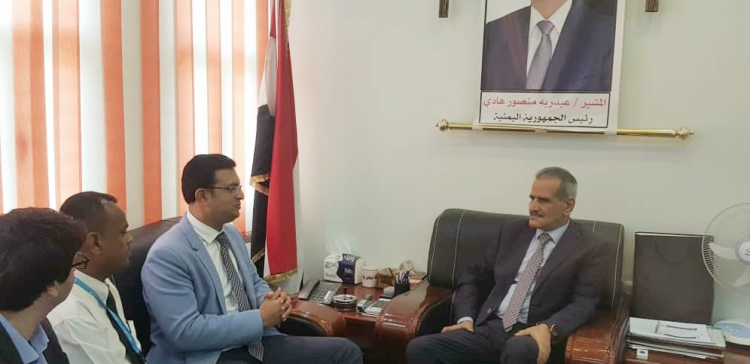 Minister of Education, UNICEF official discuss teachers' problem