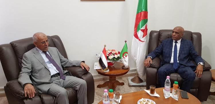 Yemeni-Algerian cooperation in education discussed