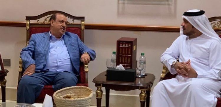 Barakani leaves UAE after 4-day official visit