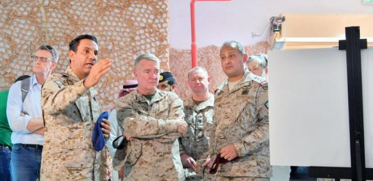 US  Central Command: evidence points to Iran links to attacks on Saudi Arabia