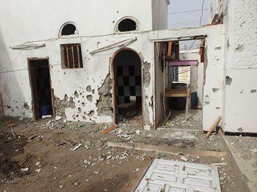 Houthi militia continues shelling civilians houses in Hodeidah