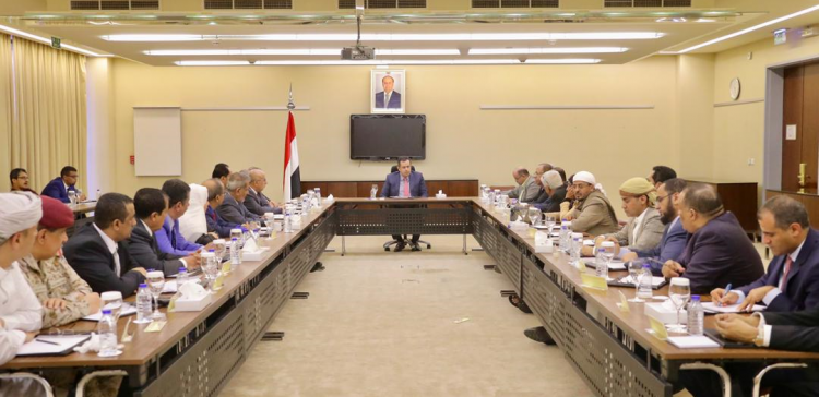 Government approves package of measures regarding UAE's existence in the coalition