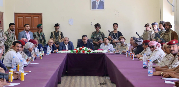 PM says special funds to be allocated to Shabwah