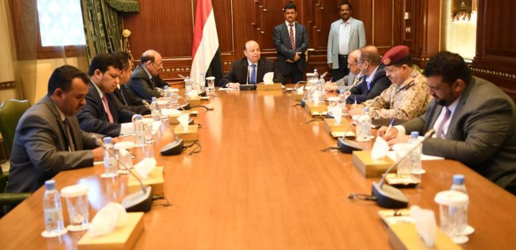 President Hadi hails Saudi, Coalition demands for rebels to withdraw from Aden