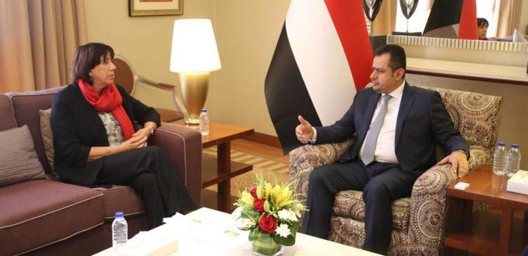 PM, Dutch ambassador discuss developments in Yemen