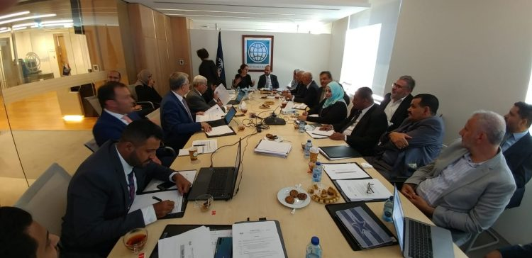Planning Minister, WB's leaders revise 2019 projects in Yemen