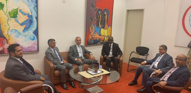 Askar, Head of HRC discuss support to national committee