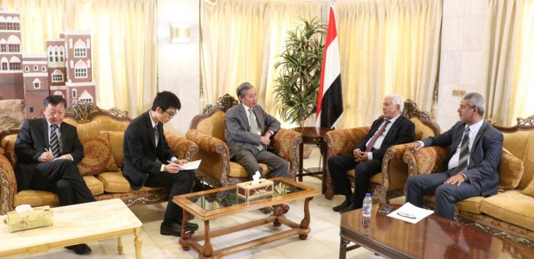Yemeni, Chinese talks for resuming health projects