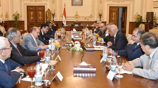 Yemeni-Egyptian parliamentarian talks held in Cairo