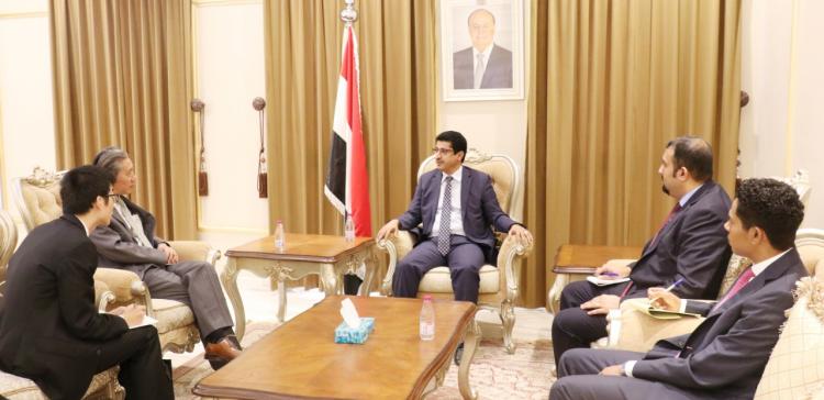 Yemen, China discuss decision coordination toward HRC's session