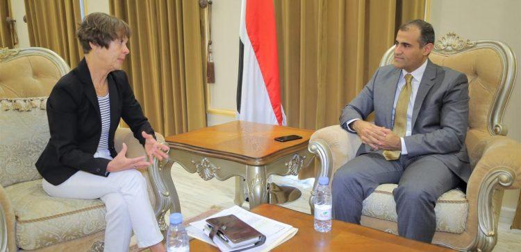 FM, German Ambassador discuss peace efforts