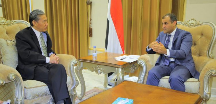 FM, Chinese Ambassador discuss bilateral cooperation