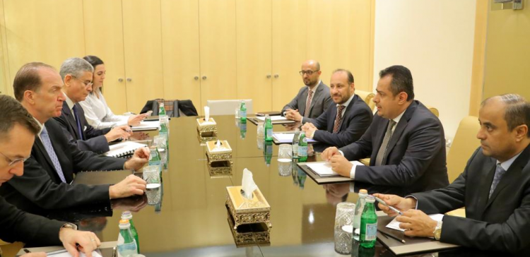 Official talks between Yemeni Government, WB convened