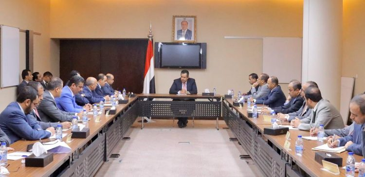 Council of Ministers deliberates govt's priorities in view of Riyadh Agreement