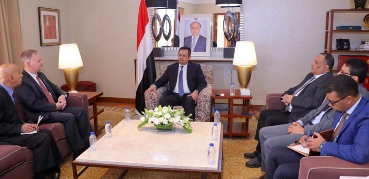 PM hails US support for Yemeni government