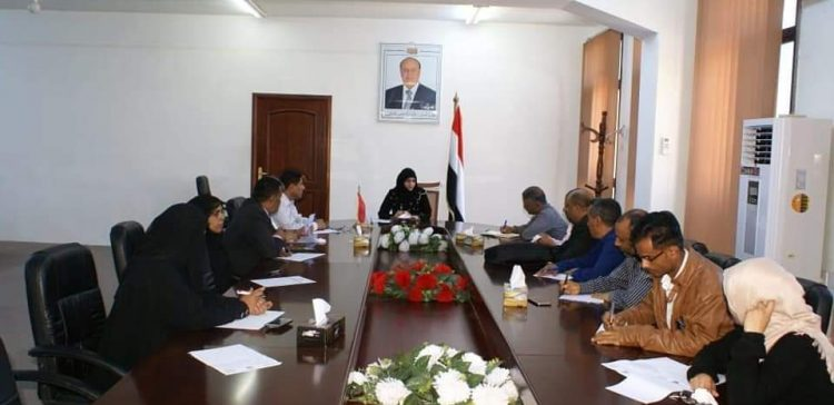Taiz health officials discuss combating Dengue fever