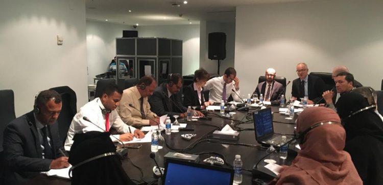 Workshop on developing public finance in Yemen