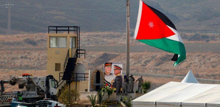 Jordan to retake territory leased by Israel