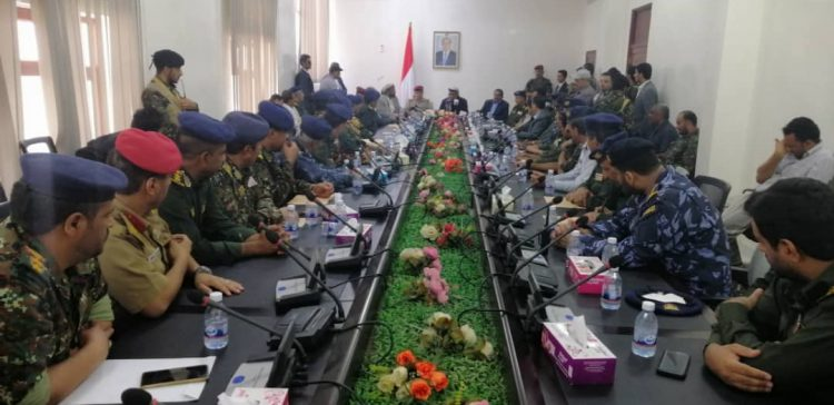 Al-Maysari urges active coordination to enable security forces functioning effectively