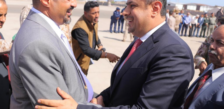 PM returns to interim capital Aden