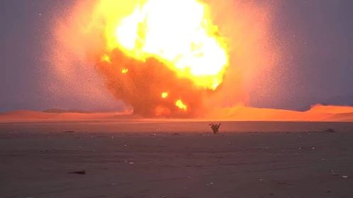 MASAM destroys 4761 Houthi-laid mines, explosives in Taiz and Al-Jawf