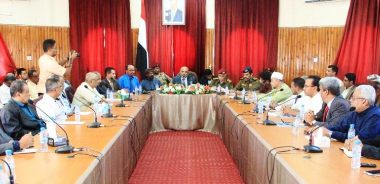 Executive Bureau of Hadramout governorate approves 2020 budget