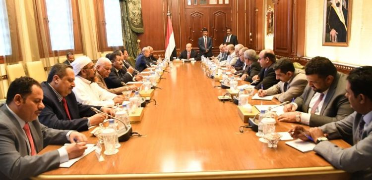 President urges collective action to manage challenges Yemen faced by