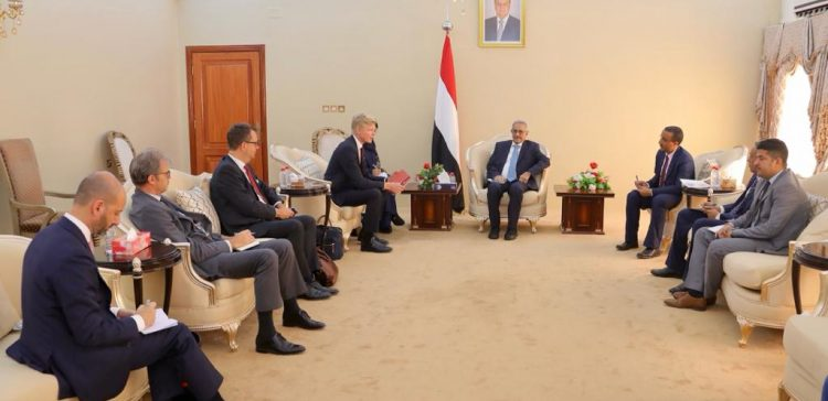 Central Bank Governor, EU delegation discusses cooperation in banking field