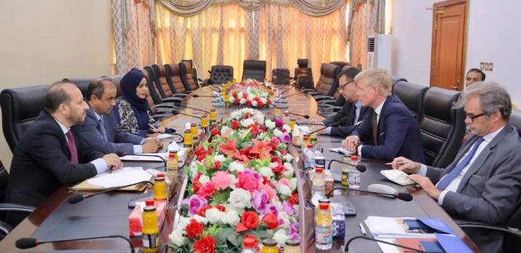 Yemeni-EU economic talks in Aden