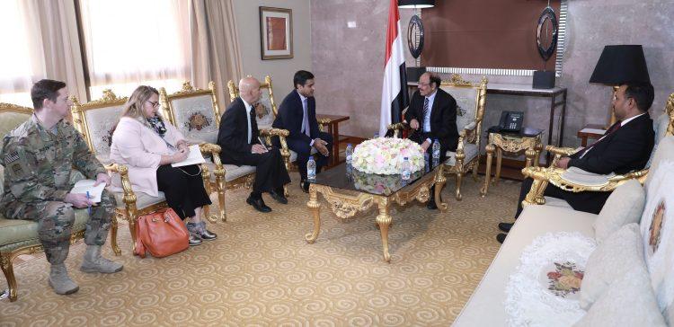 Vice President praises US success in hunting terror figureheads