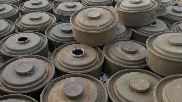 1,581 Houthi-laid mines removed in the 4th week of January