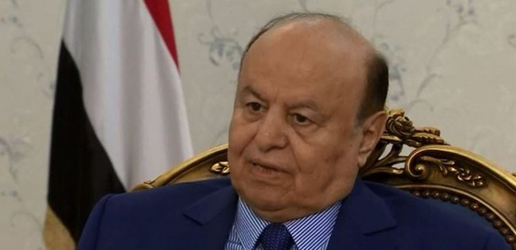 President Hadi orders Govt to address atmospheric depression damages