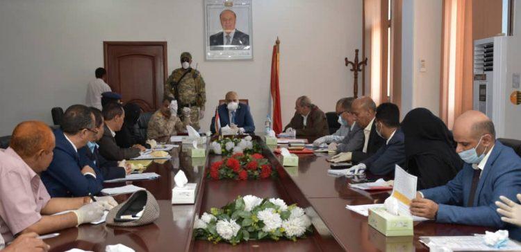 Taiz government approves precautionary measures against covid-19