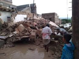 Displacement unit: 1024 displaced families affected by Aden heavy rains