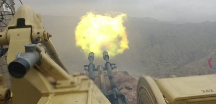 Several Houthi militants killed, injured eastern Sana'a