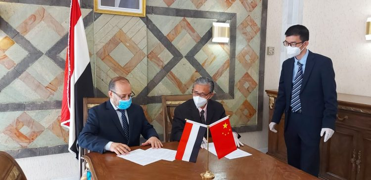 China provides ¥ 100 million for development projects in Yemen
